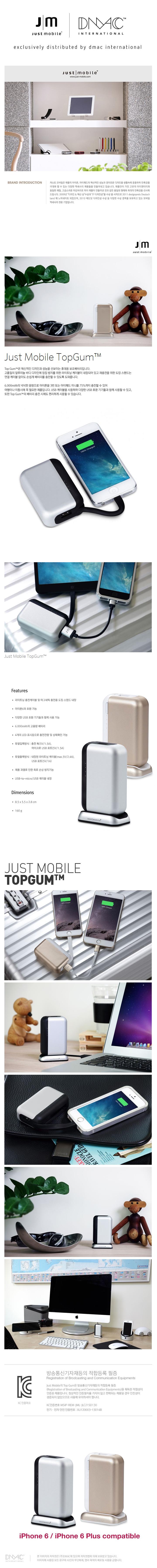 고품질의 알루미늄 바디 디자인에 엉킴방지를 위한 라이트닝 케이블 내장 재충전을 위한 도킹 스탠드